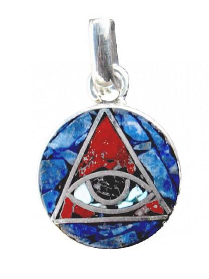 Mini Mystic Eye Charm