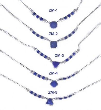 Zebra Semi Collars