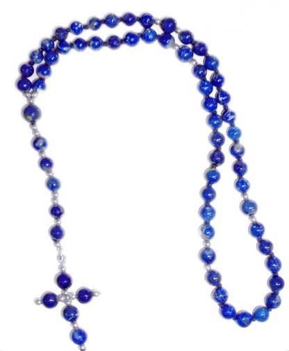 Lapis Lazuli Rosary