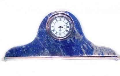Lapis Lazuli Mantle Clock