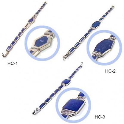 Watch Style Hinge Bracelets