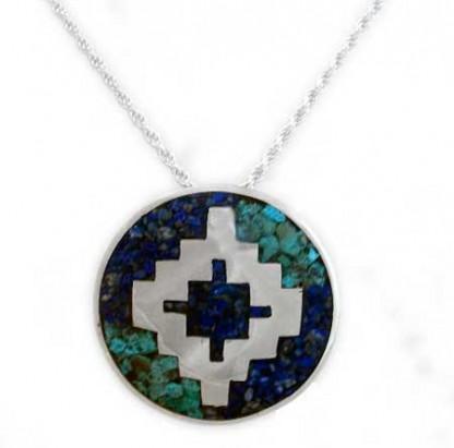 Mandala Cross