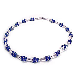 Cluster 5 mm Bead Necklace