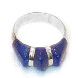 Three Stone Crown Ring