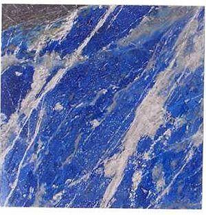 Square 20 cm Lapis Lazuli Tiles