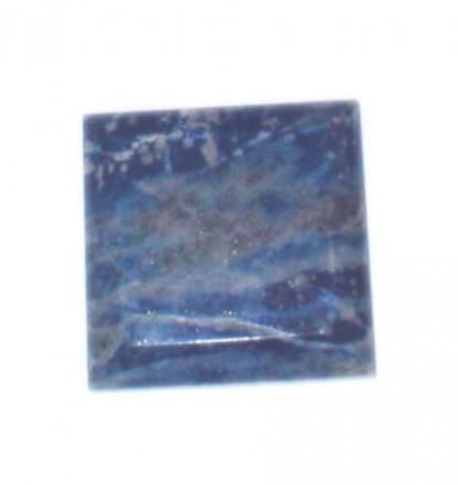 Faceted 5 cms Lapis Lazuli Tile