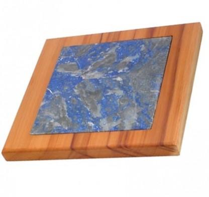 Lapis Lazuli and Oak Hotplate Holder Board
