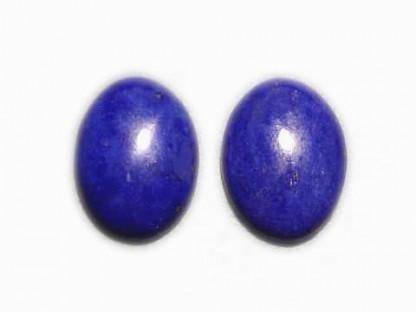 Lapis Lazuli Cabochons 16mm x 12mm