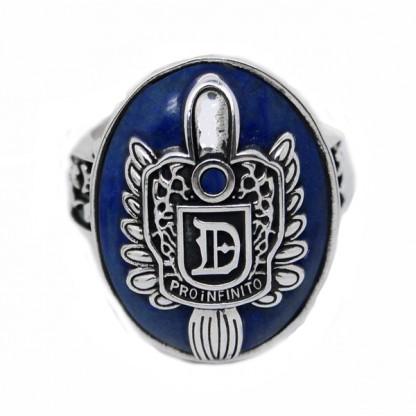 Salvatore's Lapis Lazuli Ring (from the Vampire Diaries)