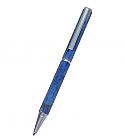 Silver Plated Lapis Lazuli Ballpoint Pen