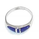 Band and Bar Crown Ring