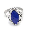 Sterling Silver Charlotte Ring