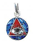 Large Mystic Eye Charm