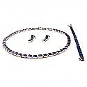Classic Square Module Lapis Lazuli Set