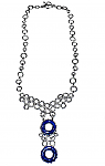 Rings of Life Cascade Necklace